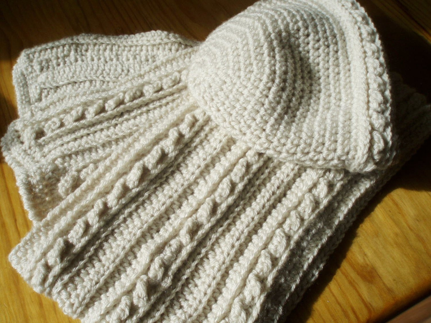 Crochet Cable Scarf New Mens or Womens Cabled Scarf and Hat Crochet Pattern Of Incredible 40 Photos Crochet Cable Scarf