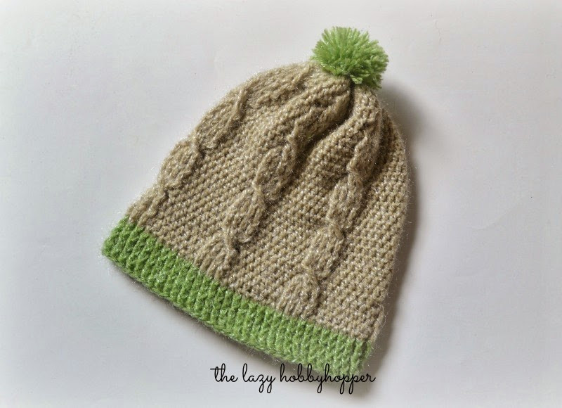 Crochet Cables Lovely the Lazy Hobbyhopper Crochet Cable Stitch Hat Free Pattern Of Amazing 48 Pics Crochet Cables