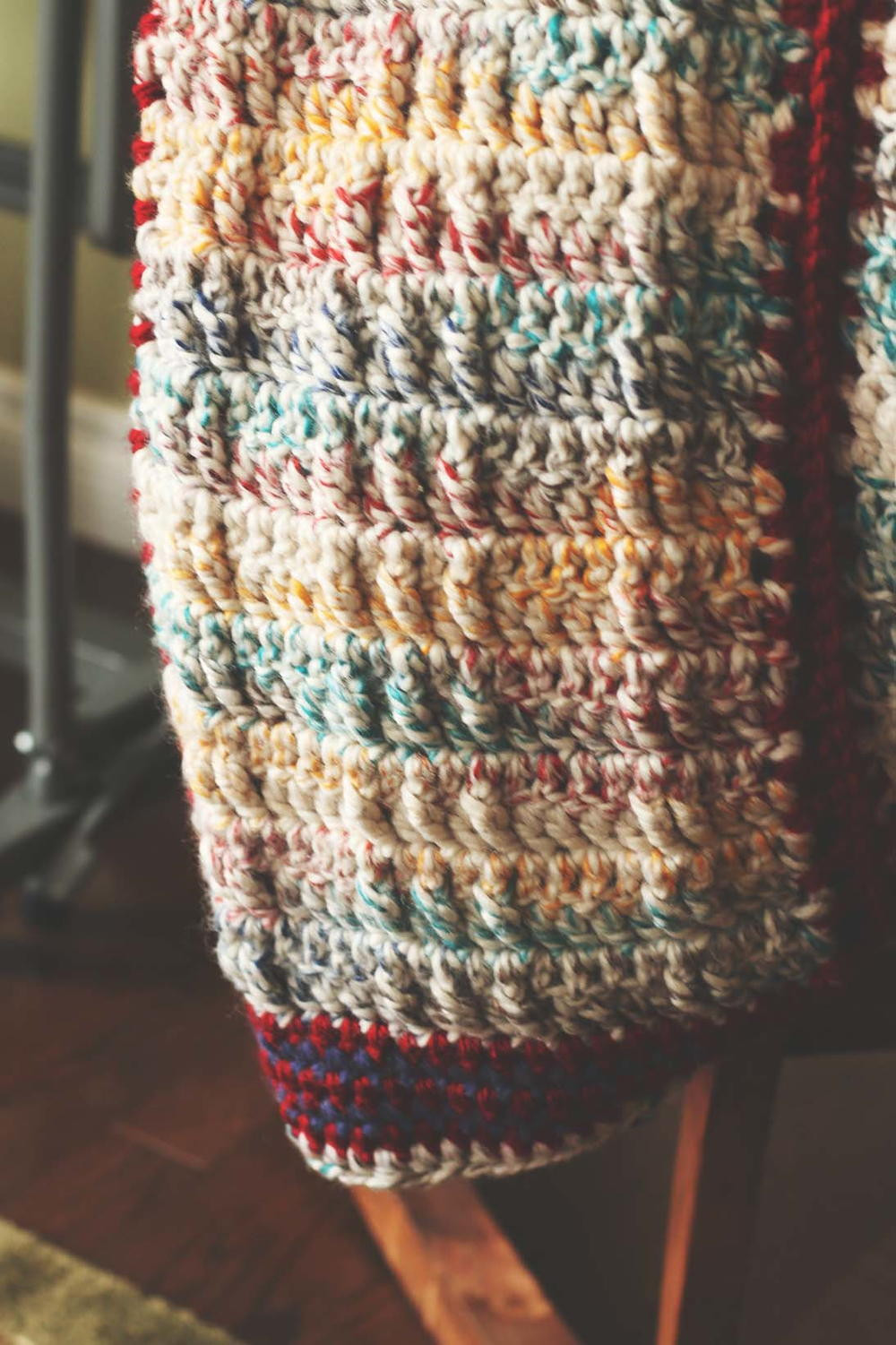 Cable Crochet Afghan Pattern Free Traitoro for