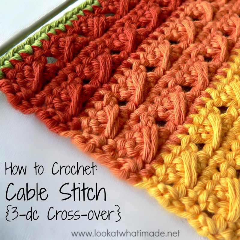 crochet 30 free crochet stitches tutorials