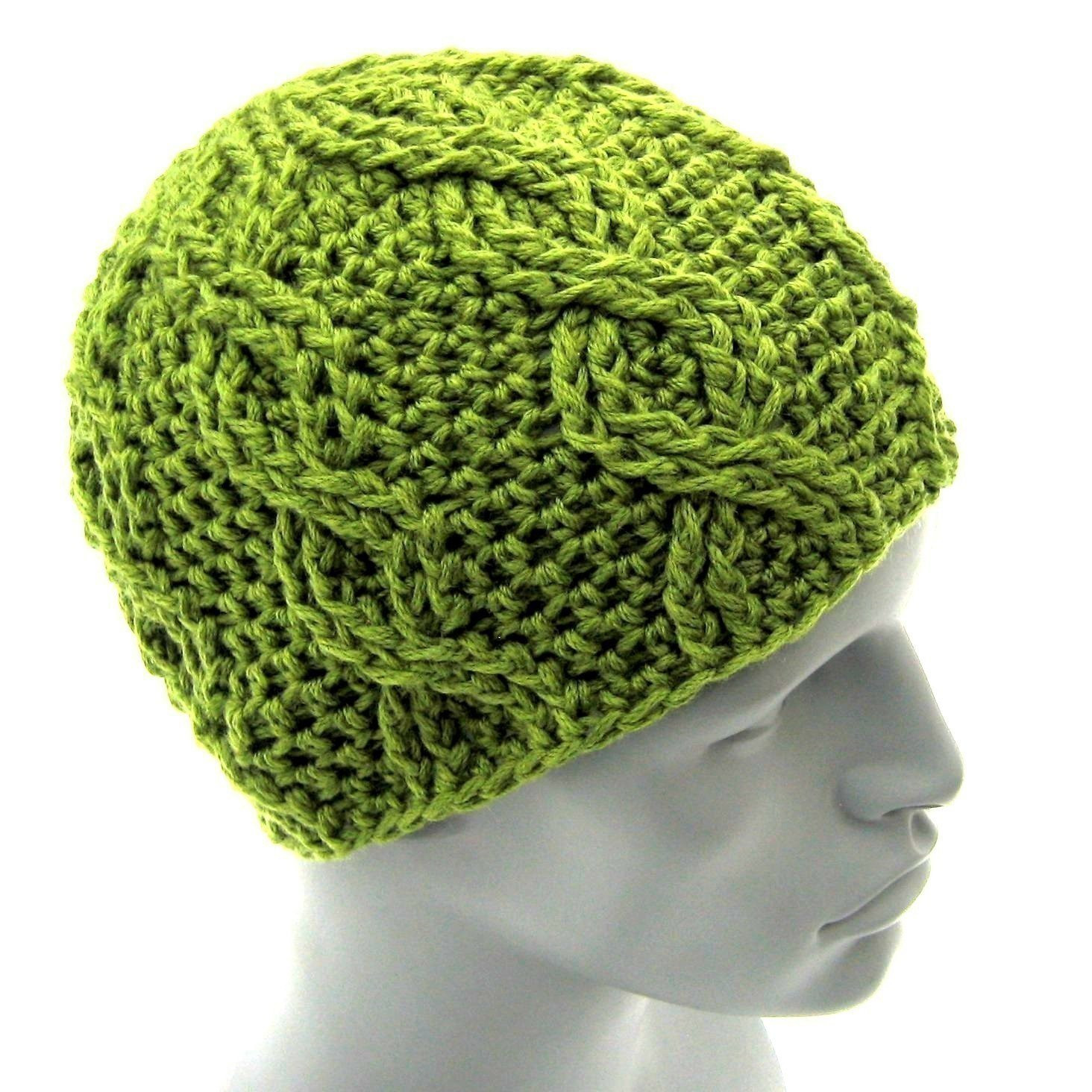Crochet Cables Unique Cable Beanie Crochet Pattern Of Amazing 48 Pics Crochet Cables
