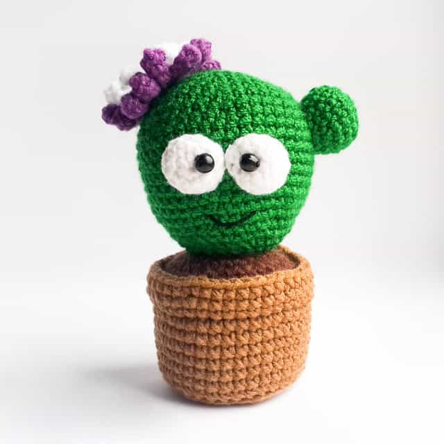 Crochet Cactus Pattern Best Of Amigurumi Cactus Pincushion Pattern Amigurumi today Of Lovely 40 Models Crochet Cactus Pattern