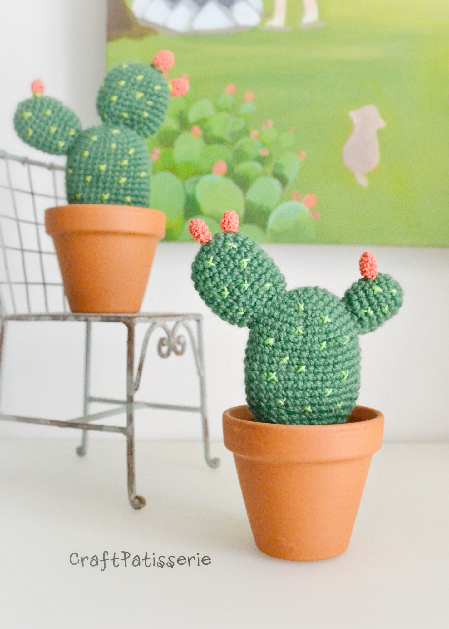 Crochet Cactus Pattern Elegant 10 Desert Cactus Amigurumi Crochet Patterns Look Of Lovely 40 Models Crochet Cactus Pattern