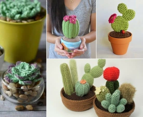 Crochet Cactus Pattern Elegant Crochet Cactus Patterns Best Ideas Video Instructions Of Lovely 40 Models Crochet Cactus Pattern