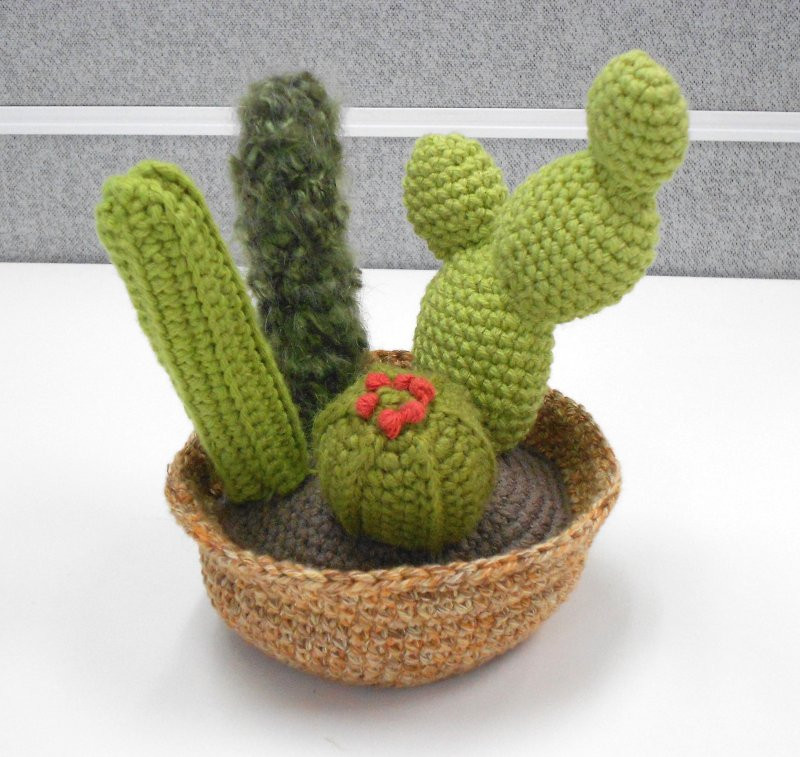 Crochet Cactus Pattern Luxury Amigurumi Crafty and Devious Of Lovely 40 Models Crochet Cactus Pattern