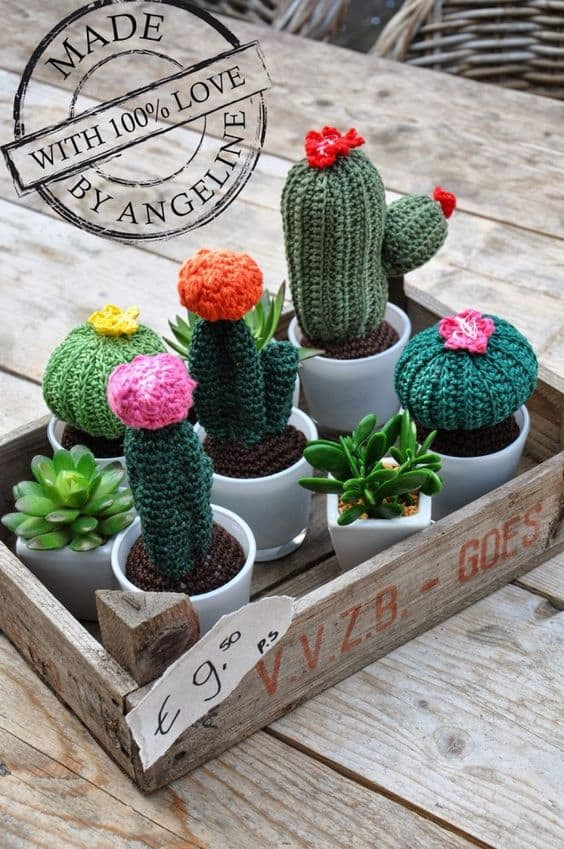 Crochet Cactus Pattern Luxury Crochet Cactus Patterns Best Ideas Video Instructions Of Lovely 40 Models Crochet Cactus Pattern