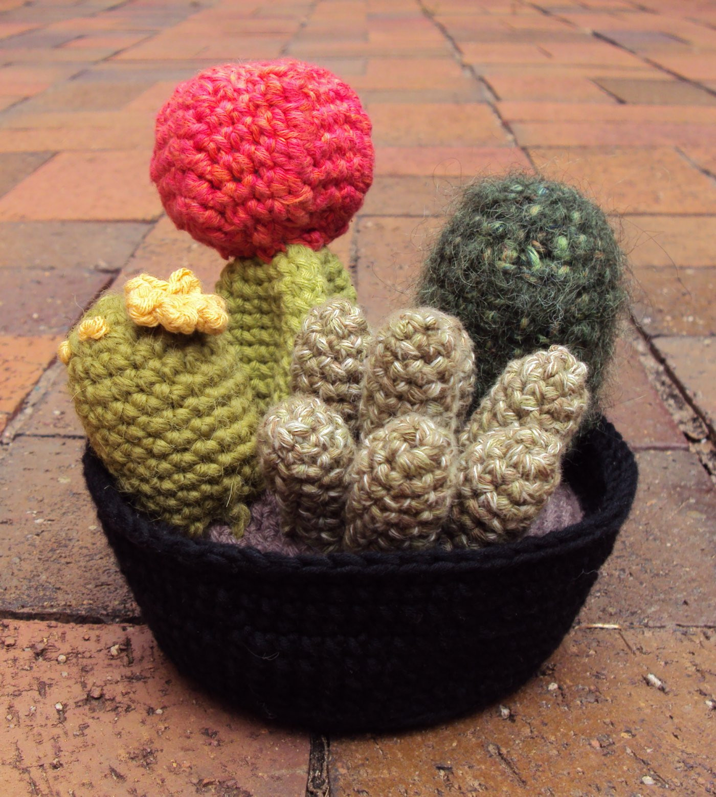 Crochet Cactus Pattern Luxury Crochet Of Lovely 40 Models Crochet Cactus Pattern