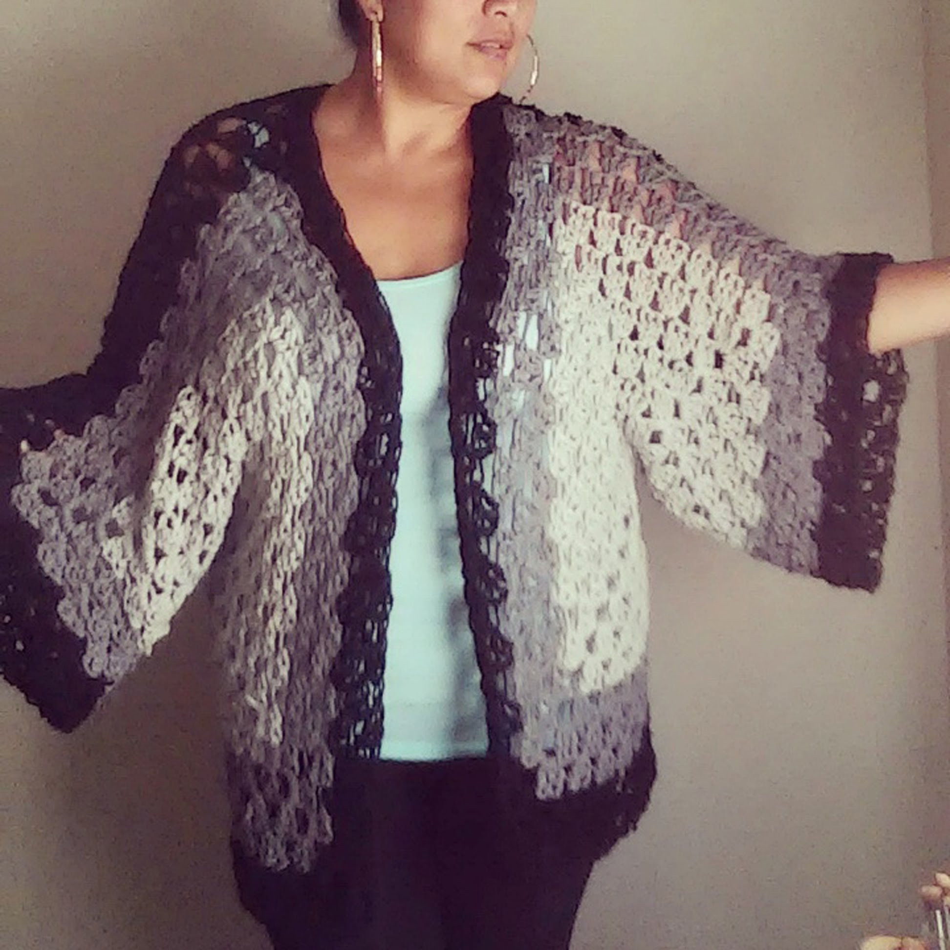 Crochet Cardigan Fresh How to Crochet A Sweater Easy Crochet and Knit Of Great 50 Pics Crochet Cardigan