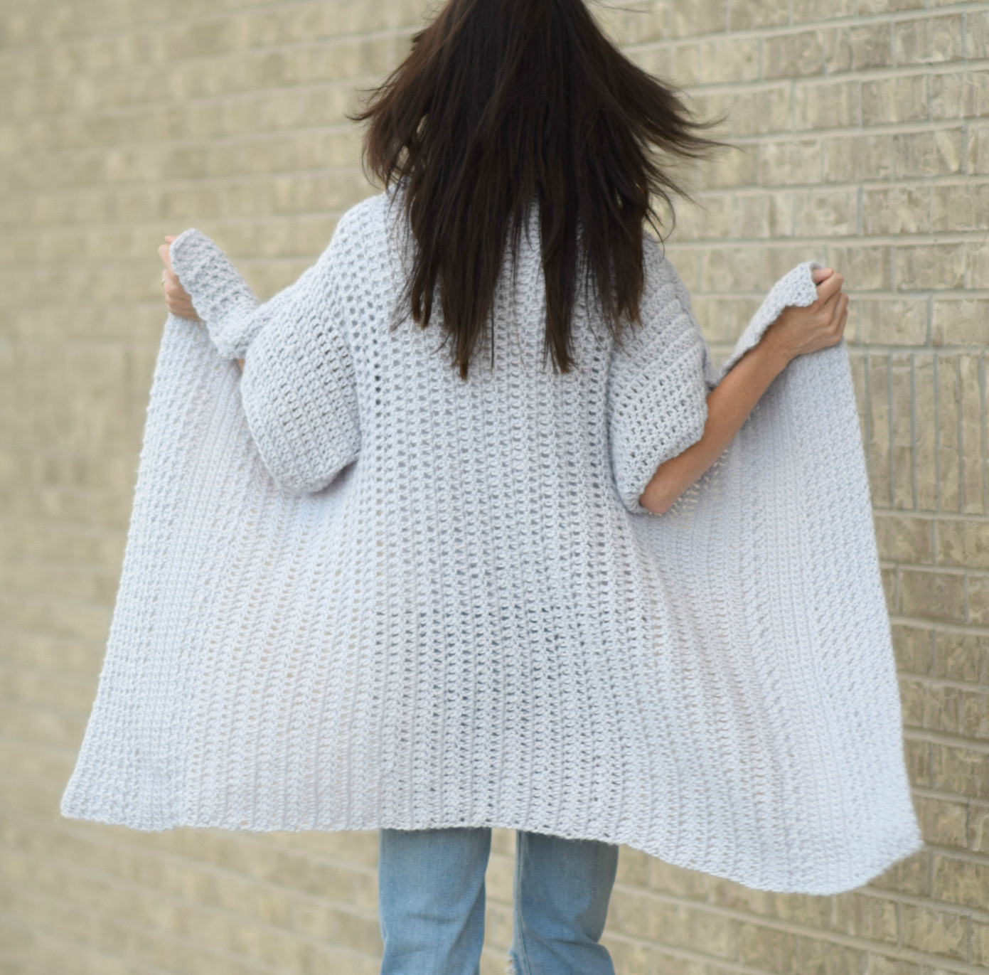 Crochet Cardigan Pattern Awesome Cascading Kimono Cardigan Crochet Pattern – Mama In A Stitch Of Perfect 41 Ideas Crochet Cardigan Pattern