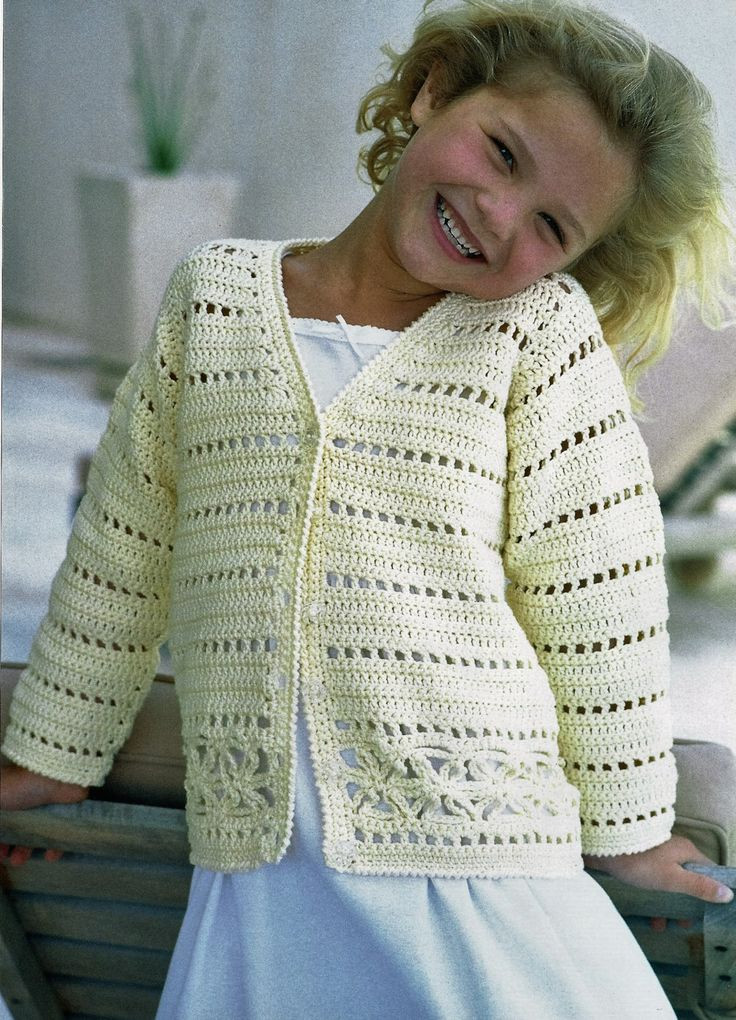 Crochet Cardigan Pattern Elegant Crochet Girls Cardigan Sweater Pattern 3 4 5 7 8 10 11 Of Perfect 41 Ideas Crochet Cardigan Pattern