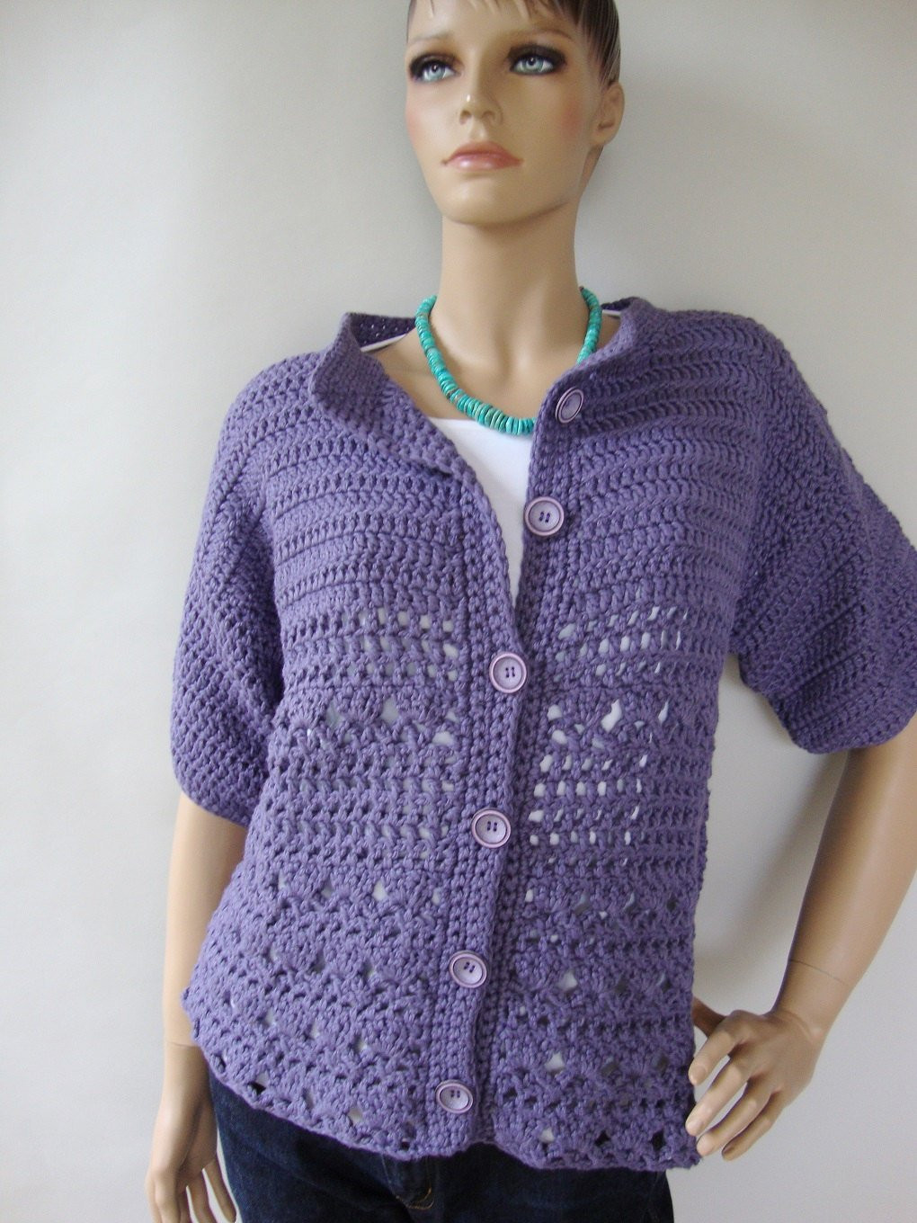 Crochet Cardigan Sweater Beautiful Crochet Sweater Summer Cardigan Blue Cardigan Cotton Of Luxury 41 Ideas Crochet Cardigan Sweater