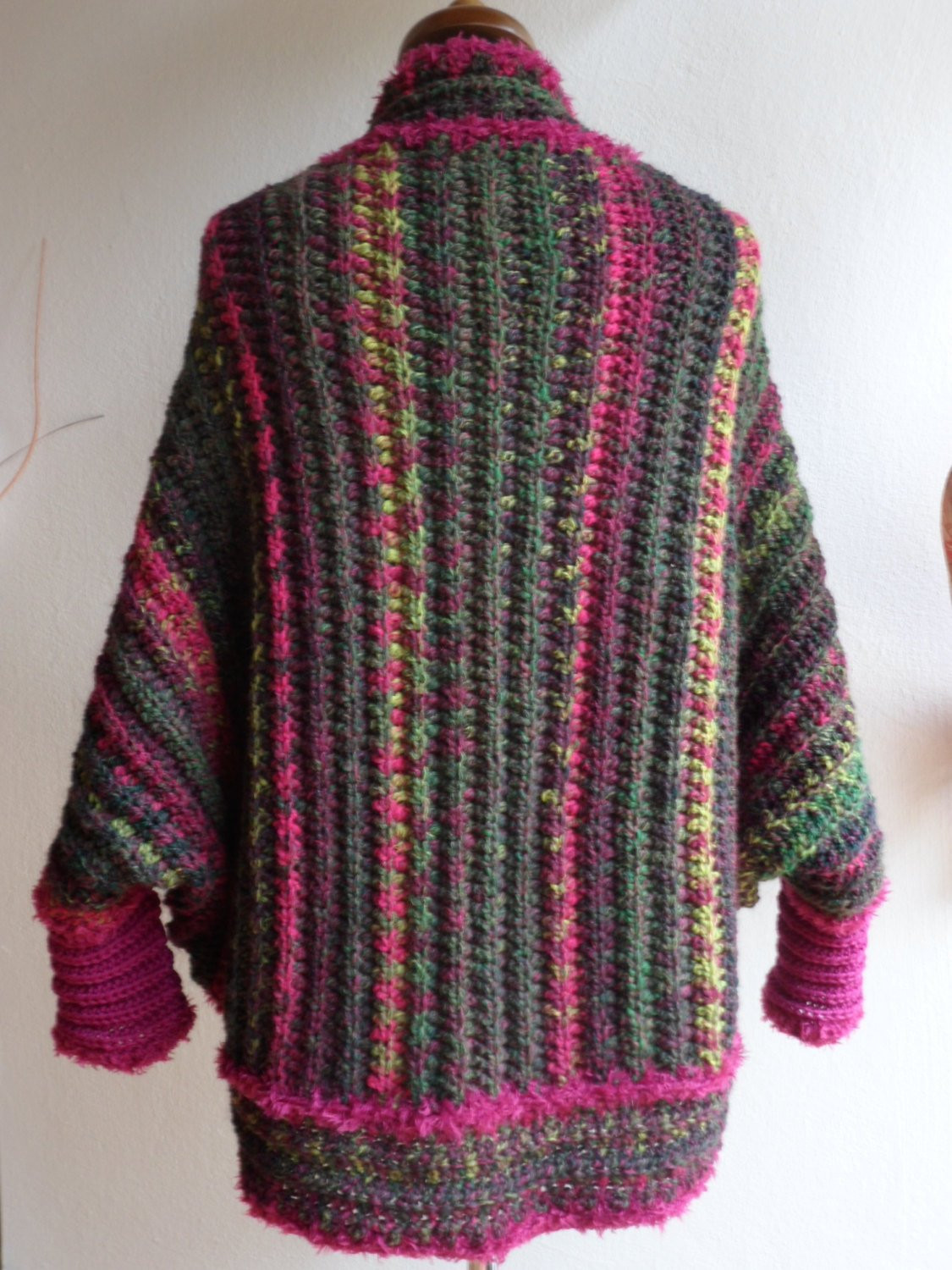 cocoon sweater for women crochet cocoon