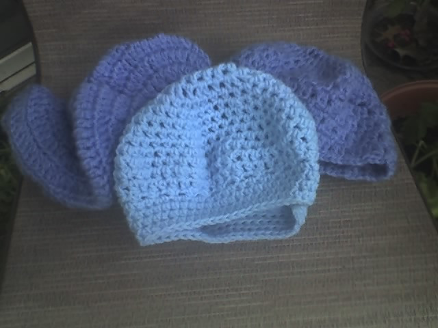 Deb s Crafts Another Donation 3 Chemo Caps