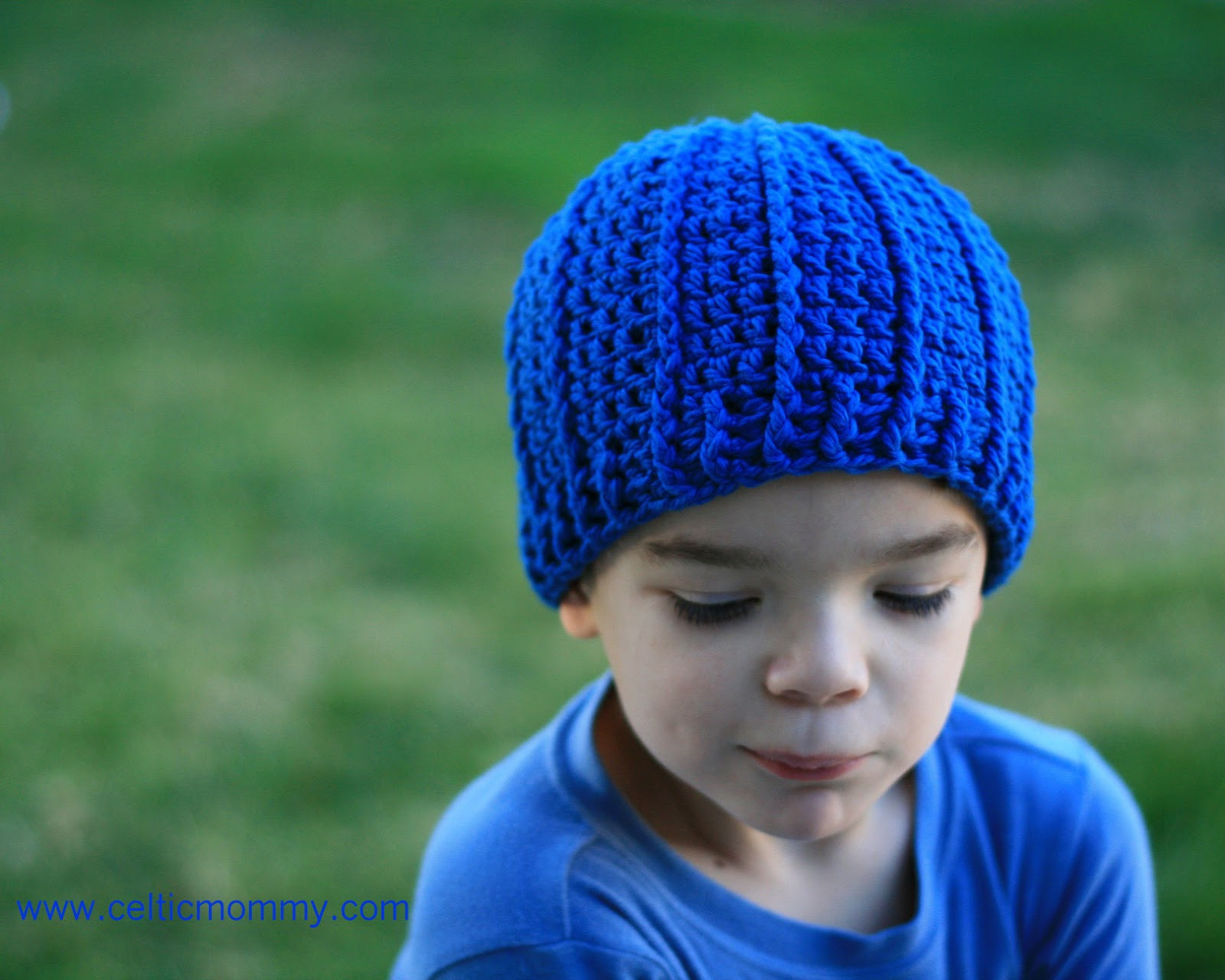 Crochet Child Hat Unique Celticmommy Free Crochet Pattern Rib Wrapped Cap for Of Perfect 44 Pictures Crochet Child Hat