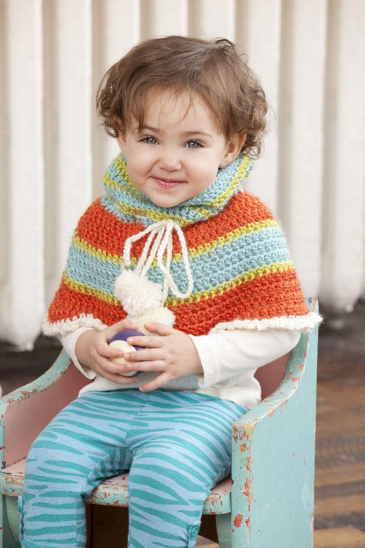 Crochet Child Poncho Awesome Frutti toddler Poncho Of Crochet Child Poncho Fresh Easy Poncho to Crochet with Puff Stitch Rows