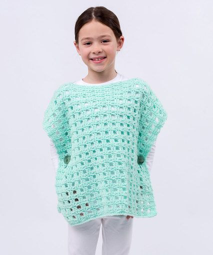 Crochet Child Poncho Lovely Best 25 Crochet Baby Poncho Ideas On Pinterest Of Crochet Child Poncho Fresh Easy Poncho to Crochet with Puff Stitch Rows