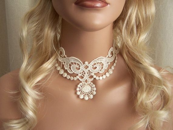 Crochet Chokers Best Of 17 Best Images About Crochet Necklace On Pinterest Of Awesome 49 Photos Crochet Chokers