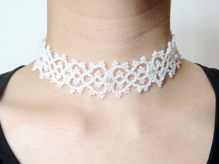 17 Best images about ★ Lace Chokers ★ on Pinterest