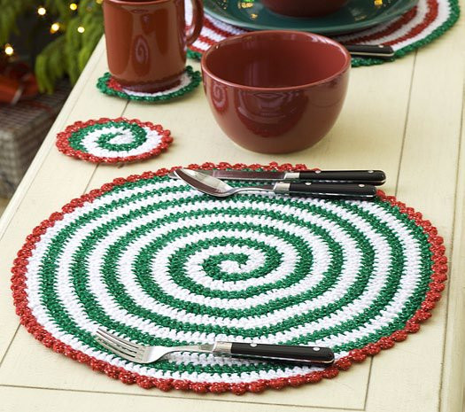 Crochet Christmas Gifts Awesome 37 Crochet Placemat Patterns Of Innovative 44 Images Crochet Christmas Gifts