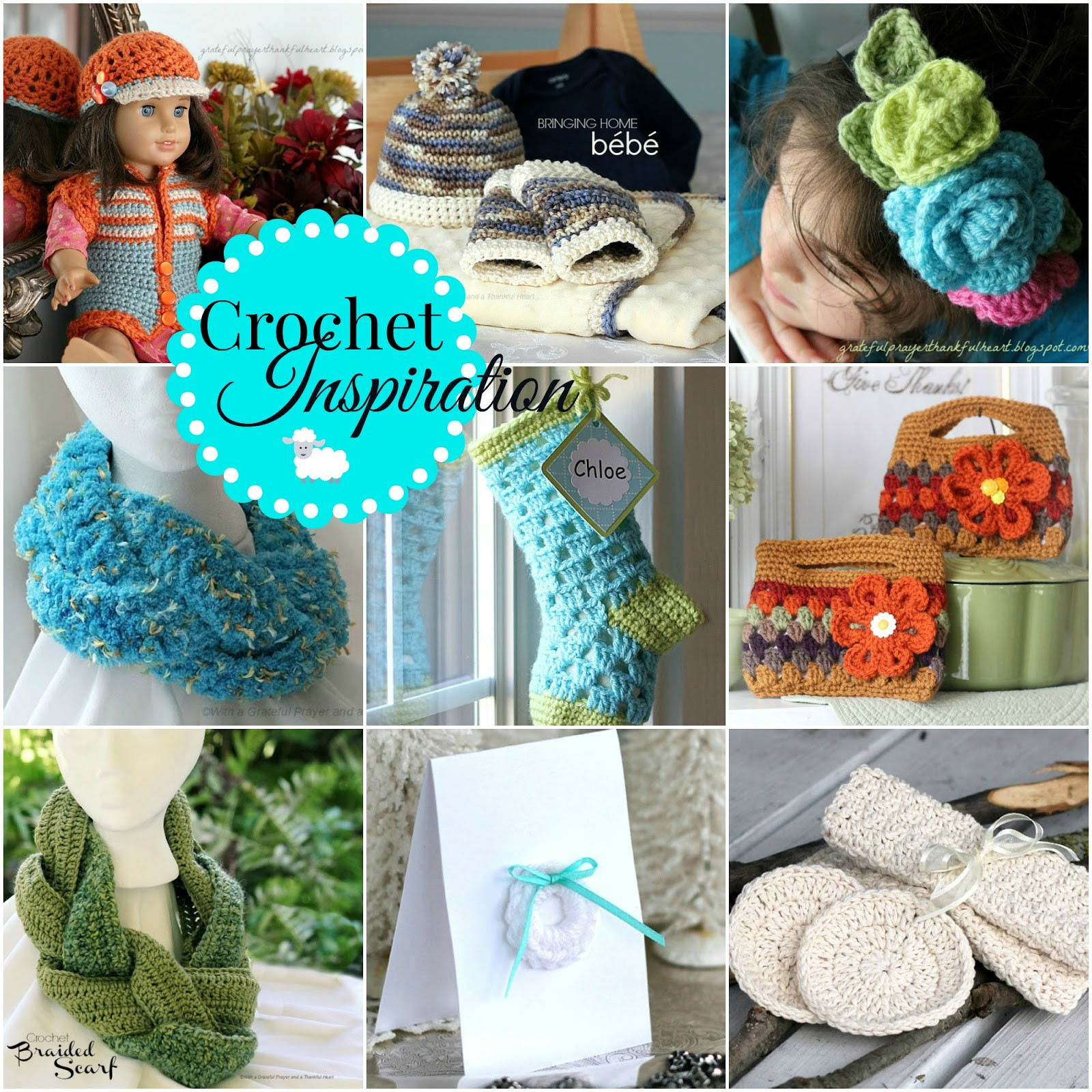 Crochet Christmas Gifts Elegant with A Grateful Prayer and A Thankful Heart Crochet Of Innovative 44 Images Crochet Christmas Gifts