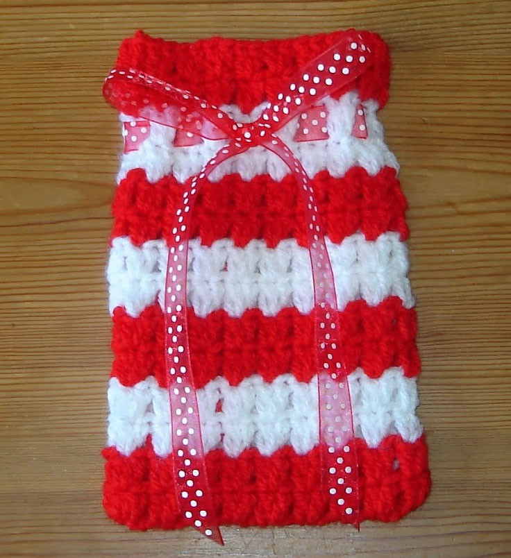 Crochet Christmas Gifts Fresh Unique Diy Christmas Bags Your Loved Es Will Love Opening Of Innovative 44 Images Crochet Christmas Gifts