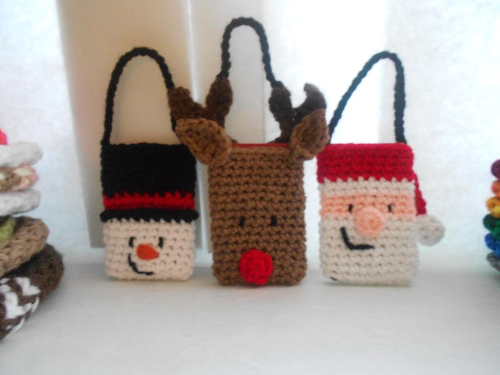 Crochet Christmas Gifts New 18 Patterns for Crochet Christmas Gift Bags Boxes and Pouches Of Innovative 44 Images Crochet Christmas Gifts