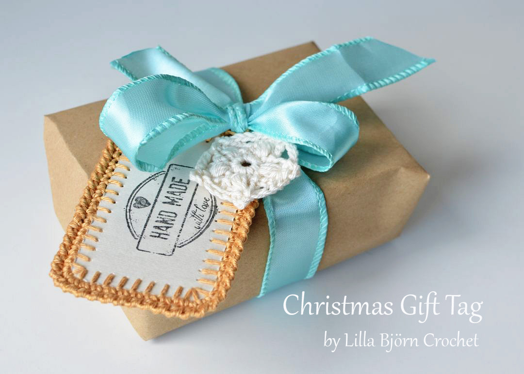 Crochet Christmas Gifts New Christmas Gift Tag and Star ornament Free Pattern Of Innovative 44 Images Crochet Christmas Gifts