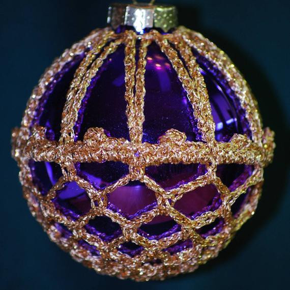 Crochet Christmas ornament Luxury Crochet Christmas ornament Covers Pdf Pattern From Book Of Amazing 42 Photos Crochet Christmas ornament