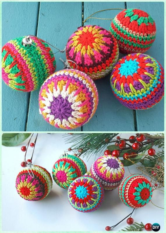 25 best ideas about Crochet Christmas Ornaments on