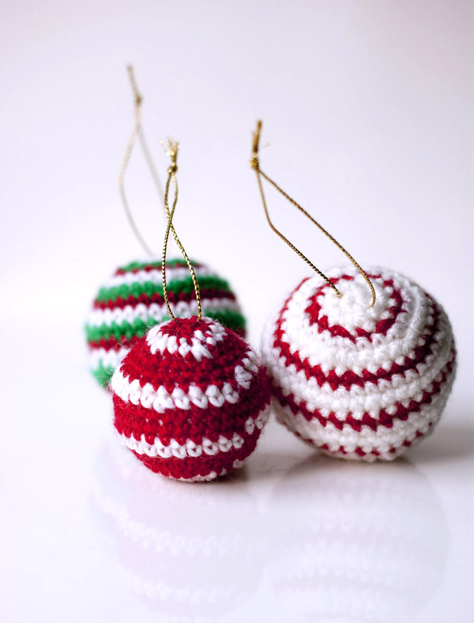Crochet Christmas ornaments Best Of Crocheted Christmas Tree ornaments Kitchen Design Guide Of Fresh 50 Pictures Crochet Christmas ornaments