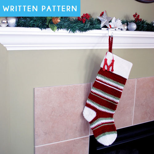 Crochet Christmas Stocking New Crochet Christmas Stockings B Hooked Crochet Of Unique 45 Pictures Crochet Christmas Stocking