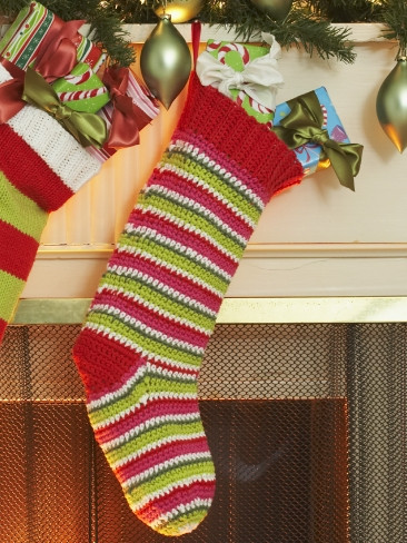 New Christmas Stockings to Crochet – 18 free patterns
