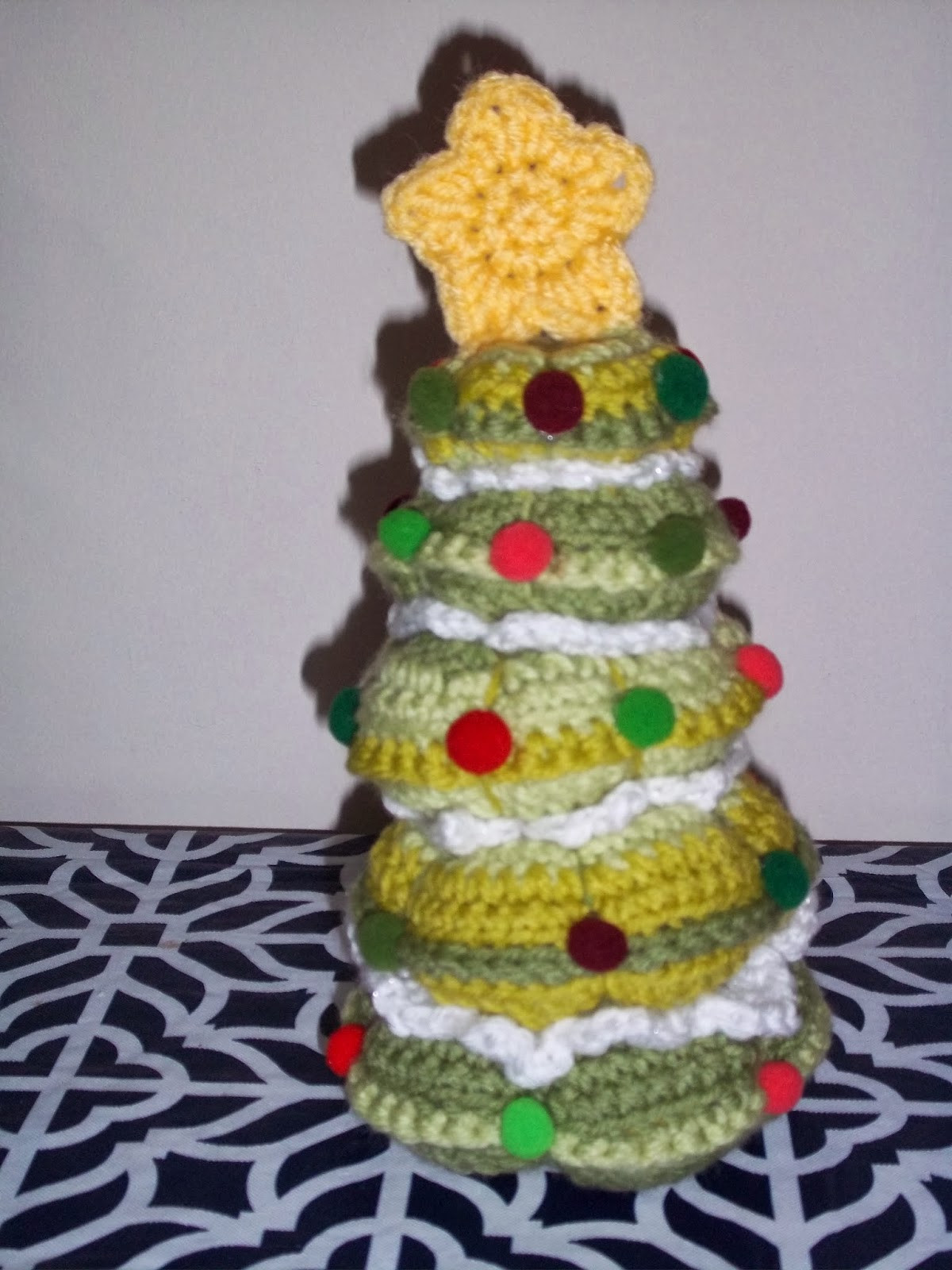 Crochet Christmas Tree New Eden is Only A Dream Away Christmas ornaments and Other Of Amazing 42 Ideas Crochet Christmas Tree