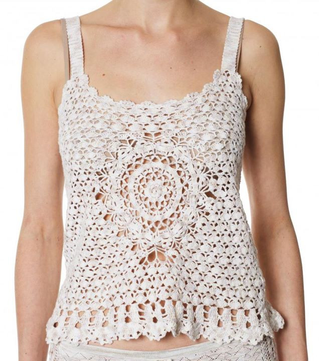 Crochet Clothing Beautiful the Crochet Clothing Trend Summer 2012 Of Awesome 49 Images Crochet Clothing