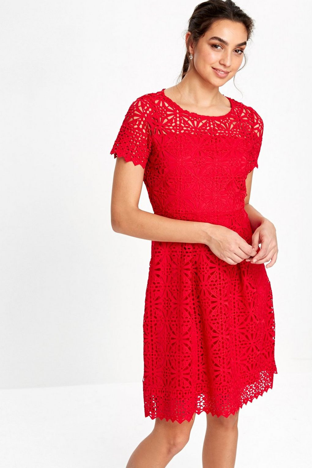 Crochet Clothing Lovely Red Crochet Lace Dress View All New In New In Wallis Of Awesome 49 Images Crochet Clothing