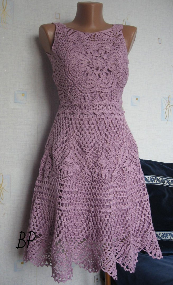 Crochet Clothing Luxury Сrochet Dresses for La S Of Awesome 49 Images Crochet Clothing