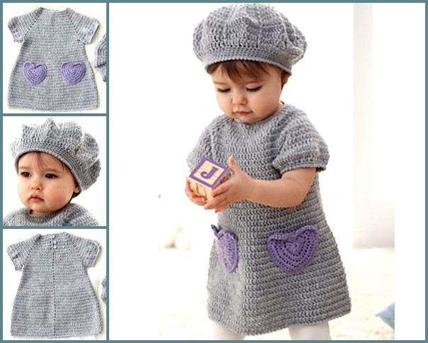Crochet Clothing Pattern Awesome 16 Patterns for Cute Crochet Girls Dresses Of Delightful 41 Pics Crochet Clothing Pattern