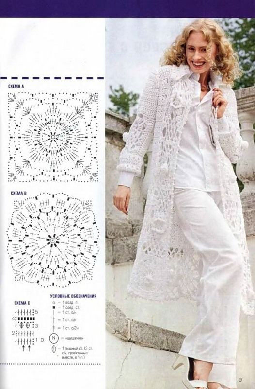 1000 images about Crochet Women s Cardigans Jackets on