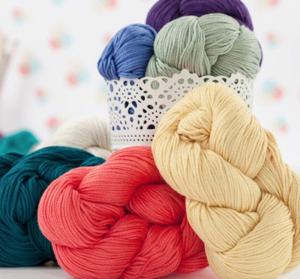 10 Tips for Crocheting With Cotton Yarn