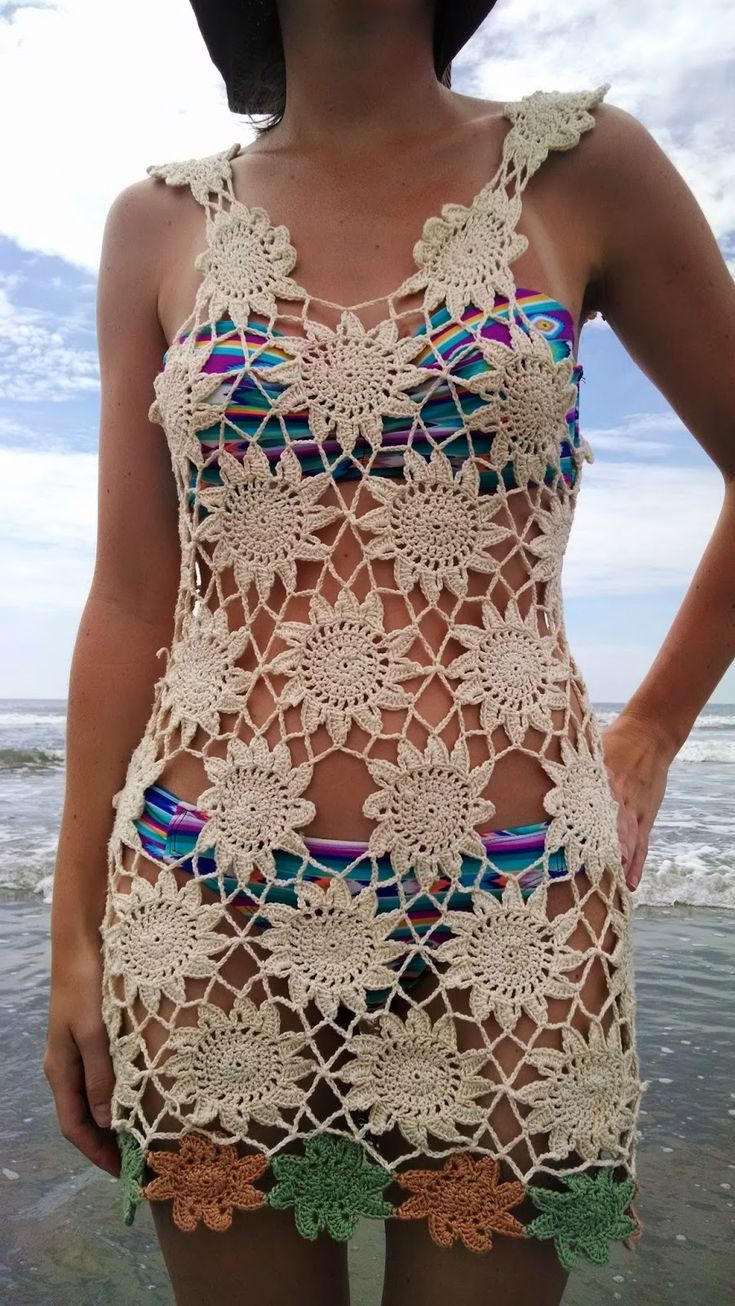 Crochet Cover Up Elegant 12 Best Images About Crochet Beach Wear On Pinterest Of Adorable 40 Pictures Crochet Cover Up