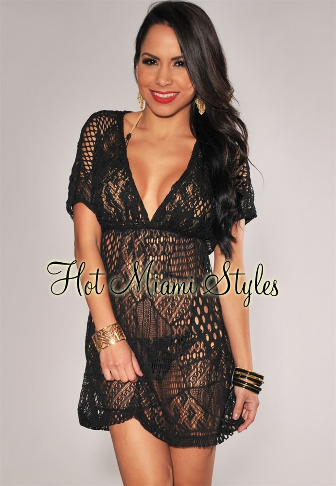 Crochet Cover Up Lovely Black Crochet Cover Up Dress Of Adorable 40 Pictures Crochet Cover Up