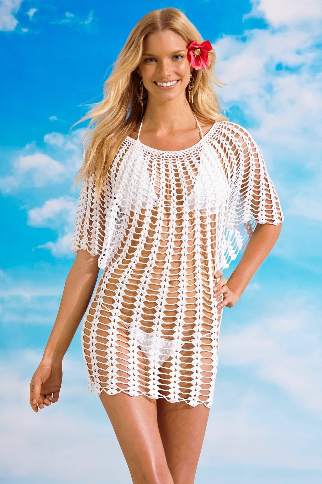 Crochet Cover Up New Fashion Crochet Sesy Crochet Beach Cover Ups Of Adorable 40 Pictures Crochet Cover Up