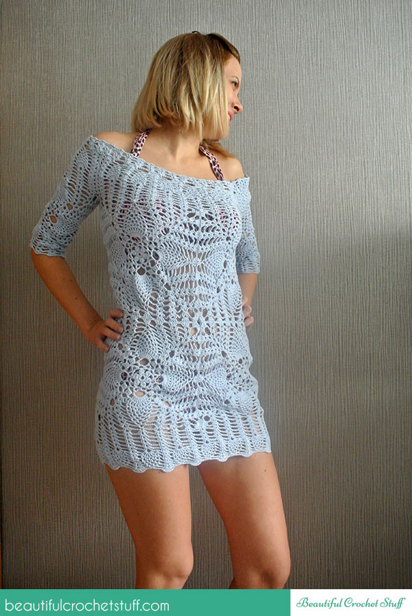 Crochet Cover Up Unique Crochet Beach Cover Up Pattern Of Adorable 40 Pictures Crochet Cover Up