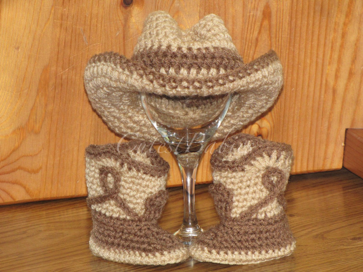 Crochet Cowboy Boots Beautiful Newborn Baby Crochet Cowboy Hat & Boots Prop Of Marvelous 49 Pictures Crochet Cowboy Boots