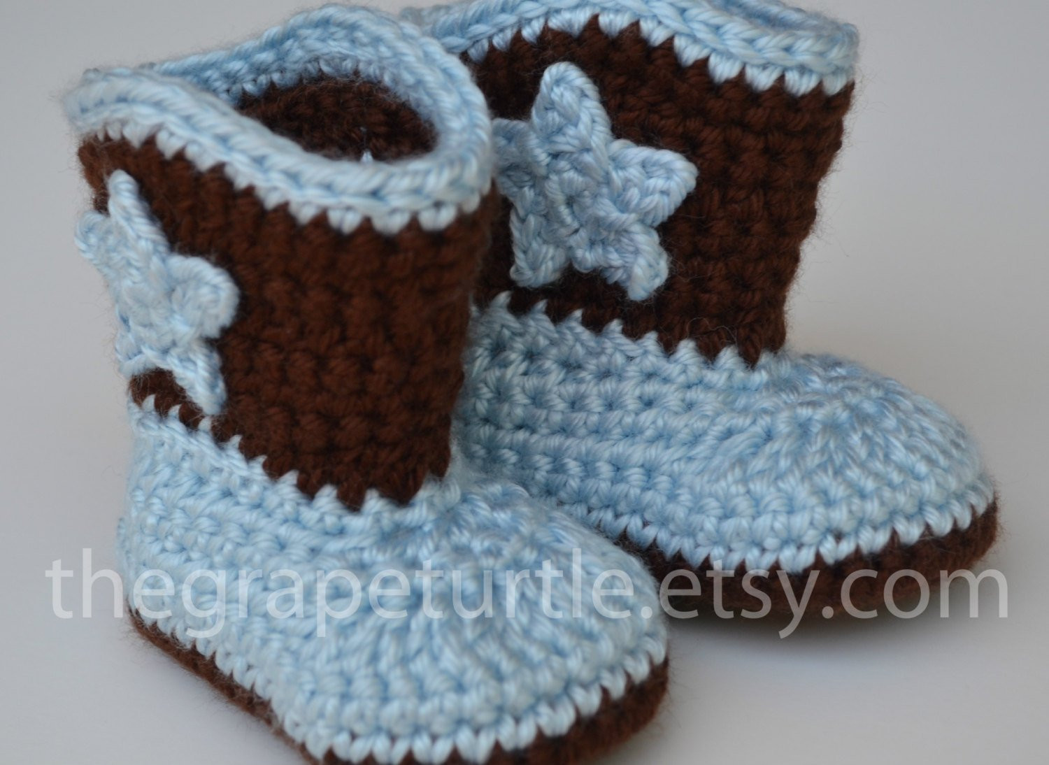 Crochet Cowboy Boots Inspirational Crochet Baby Cowboy Boots Made to order You by thegrapeturtle Of Marvelous 49 Pictures Crochet Cowboy Boots