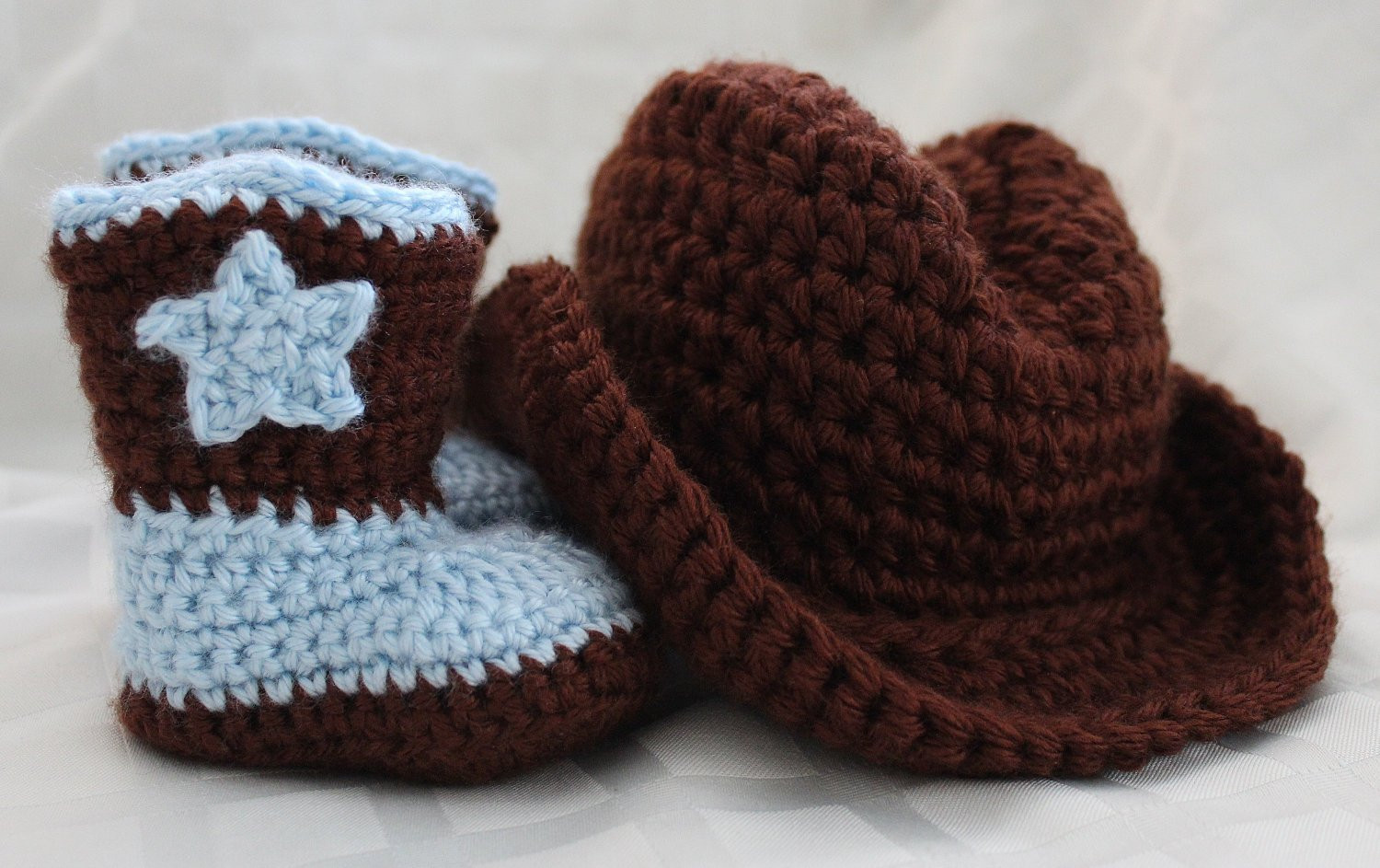 Crochet Cowboy Boots Lovely Crochet Cowboy Hat and Boots Prop by Of Marvelous 49 Pictures Crochet Cowboy Boots