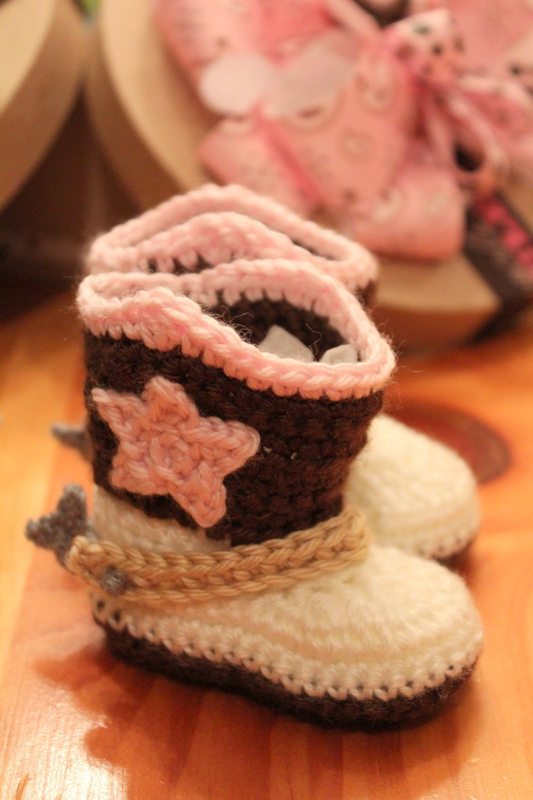 Crochet Cowboy Boots Lovely Crocheted Cowboy Boots & Breakfast Basket Of Marvelous 49 Pictures Crochet Cowboy Boots