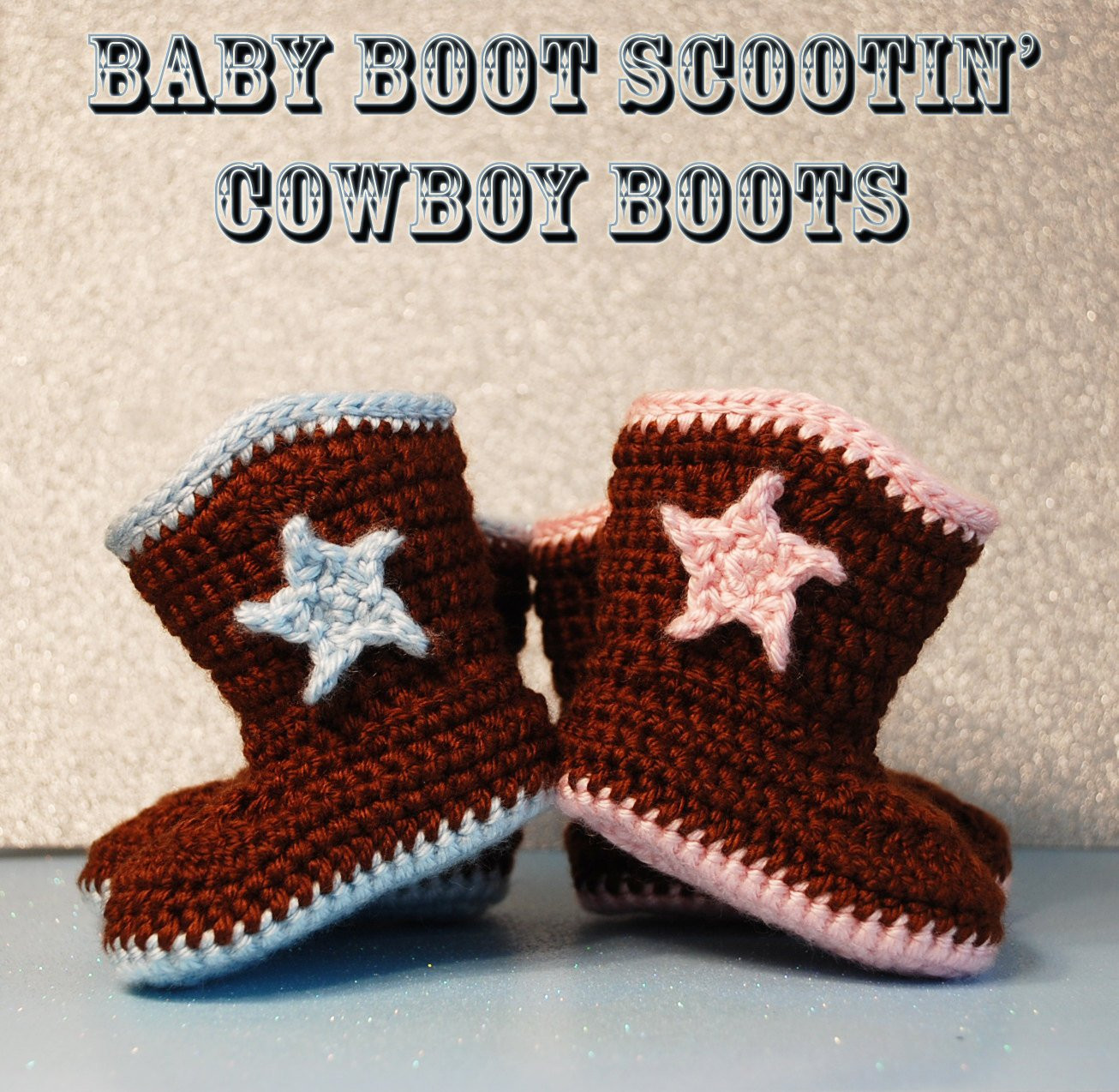 Crochet Cowboy Boots New Crochet Shoes Cowboy Boots Nb 12 Months Made to order Of Marvelous 49 Pictures Crochet Cowboy Boots