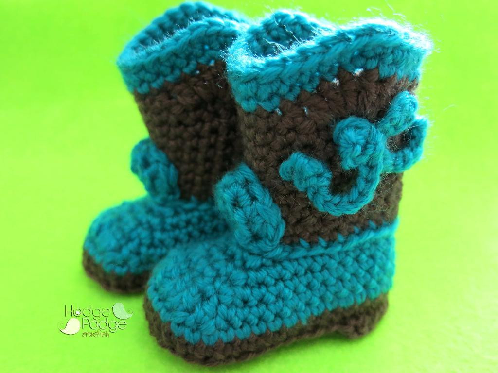 Crochet Cowboy Boots Unique 30 Crochet Baby Shoes Ideas and Patterns Page 5 Of 5 Of Marvelous 49 Pictures Crochet Cowboy Boots