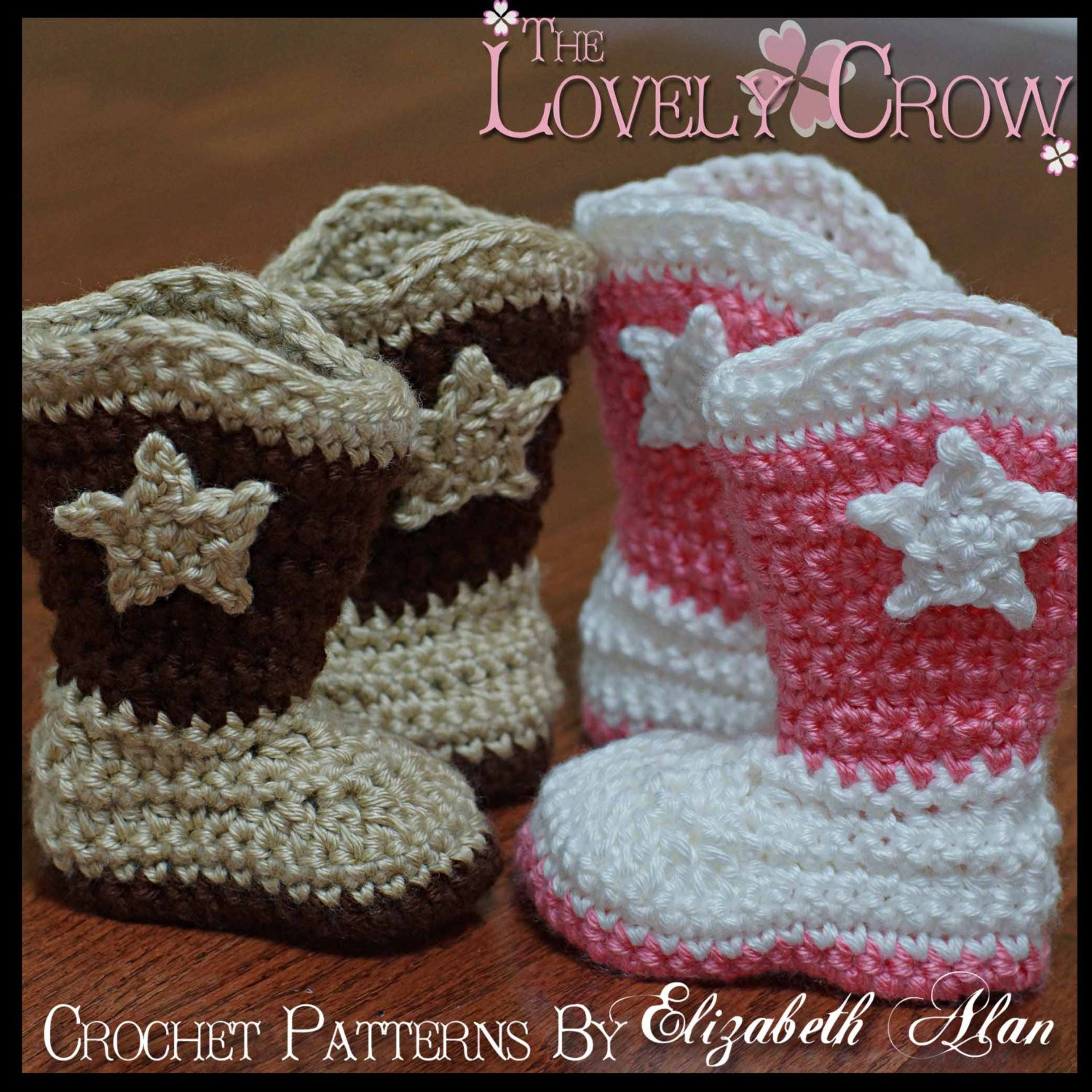 Crochet Cowboy Boots Unique toddler Cowboy Boots Crochet Pattern toddler Boot Scootn Boots Of Marvelous 49 Pictures Crochet Cowboy Boots